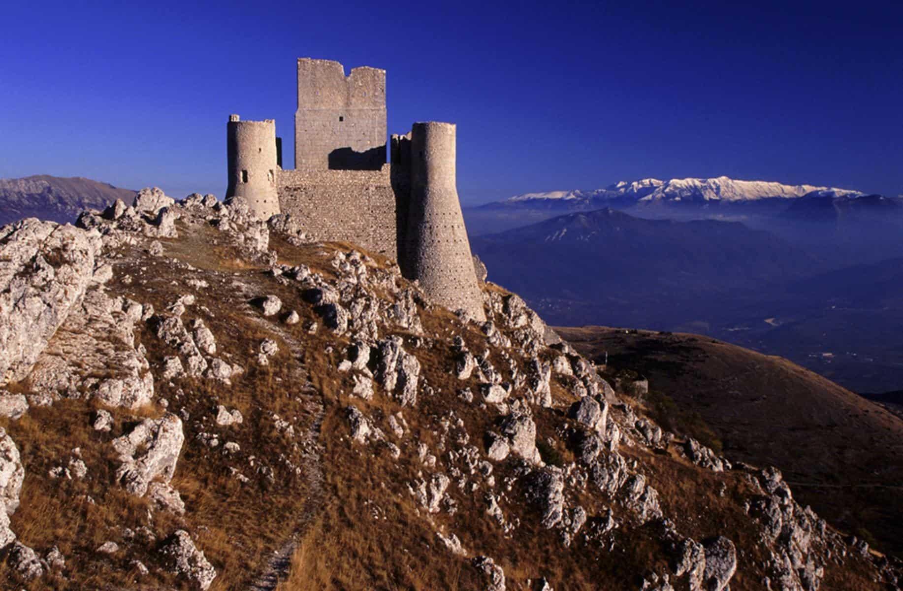 Il Castello di Rocca Calascio tra i più belli al mondo
